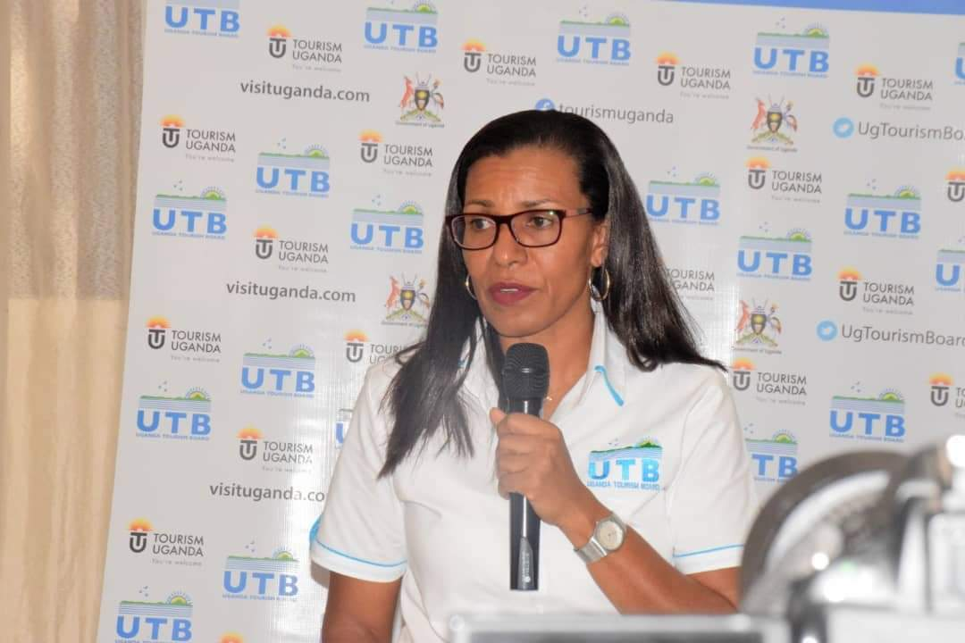 Chief Executive Officer of the Uganda Tourism Board