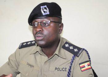 Luke Owoyesigyire, Deputy Spokesperson Kampala Metropolitan Police.