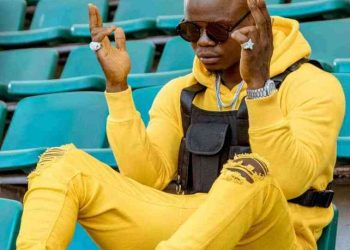 Tanzanian star Harmonize set to thrill fans in Kampala