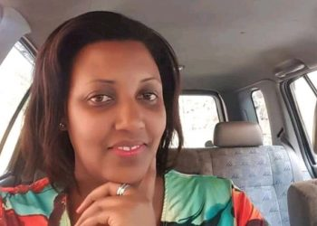 Marinah Tumukunde, a Rwandan national who was shot on Thursday evening along the Kampala-Entebbe Expressway. The husband says he never expected her to be in Kampala (PHOTO/File)