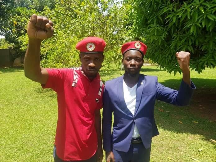 Bobi Wine congulaturates
