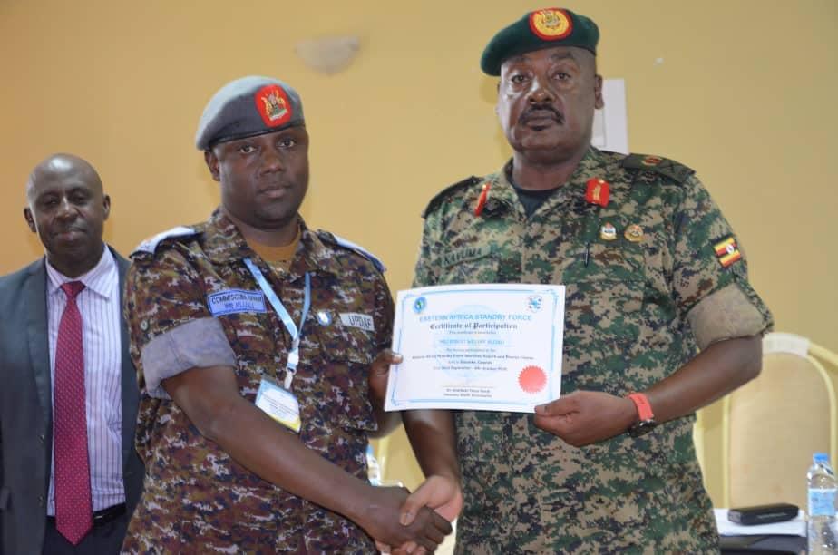 Maj Gen Sam Kavuma