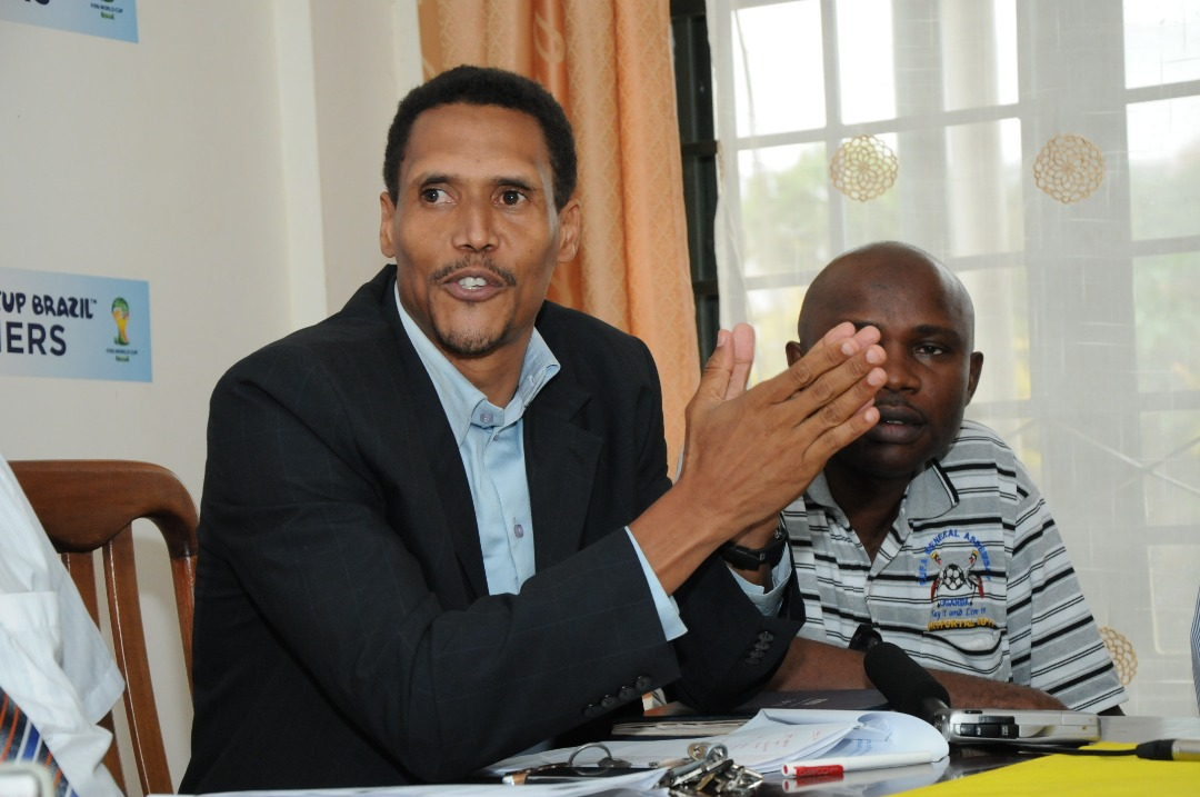 FUFA Chief Executive Officer Edgar Watson has dismissed reports that he has resigned.  (PHOTO/File)