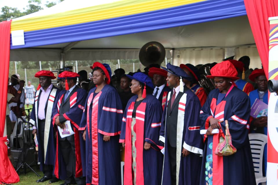 Ndejje University has passed over 1900 at its 27 graduation. (PHOTO/PML Daily)
