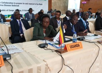the Health Ministry under Minister Dr Jane Ruth Aceng has worked hard to contain epidemic including Ebola (PHOTO/File)