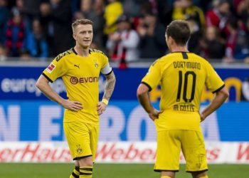 Dortmund have drawn 2-2 in all their last three games, (PHOTO/Courtesy)