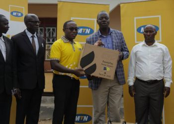 The MTN Foundation Uganda has banded together with Fenix International Uganda to give power and lighting to chosen schools and well-being focuses on Buvuma Island.