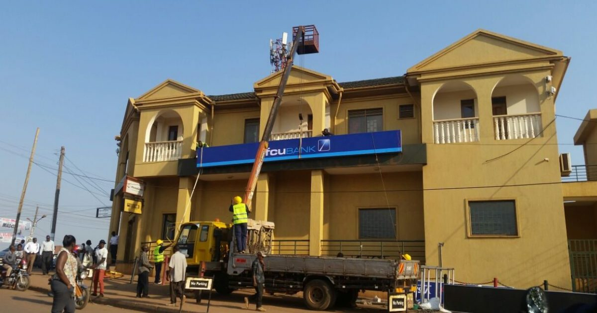 dfcu Bank will hand bank 48 properties that belong Meera Investments Ltd. (PHOTO/File)