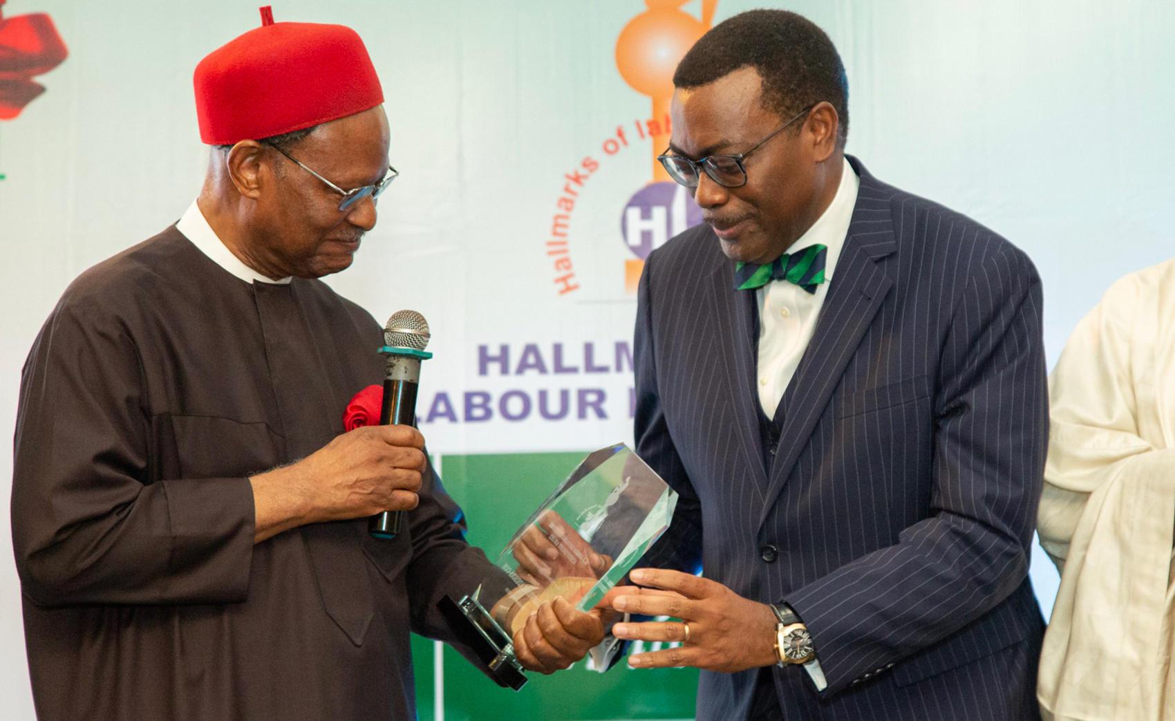 African Development Bank President Akinwumi Adesina