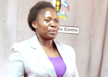 Ms Jenipher Namuyangu