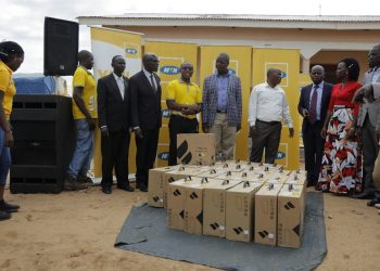 MTN Uganda, Fenix International partner to extend power to schools, health centres
