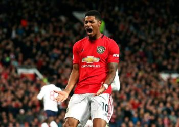 Marcus Rashford scored the opener in United's 1-1 draw against Liverpool. (PHOTO/Courtesy)