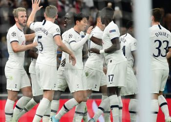 Tottenham defeated Red Star 5-0 on Tuesday.