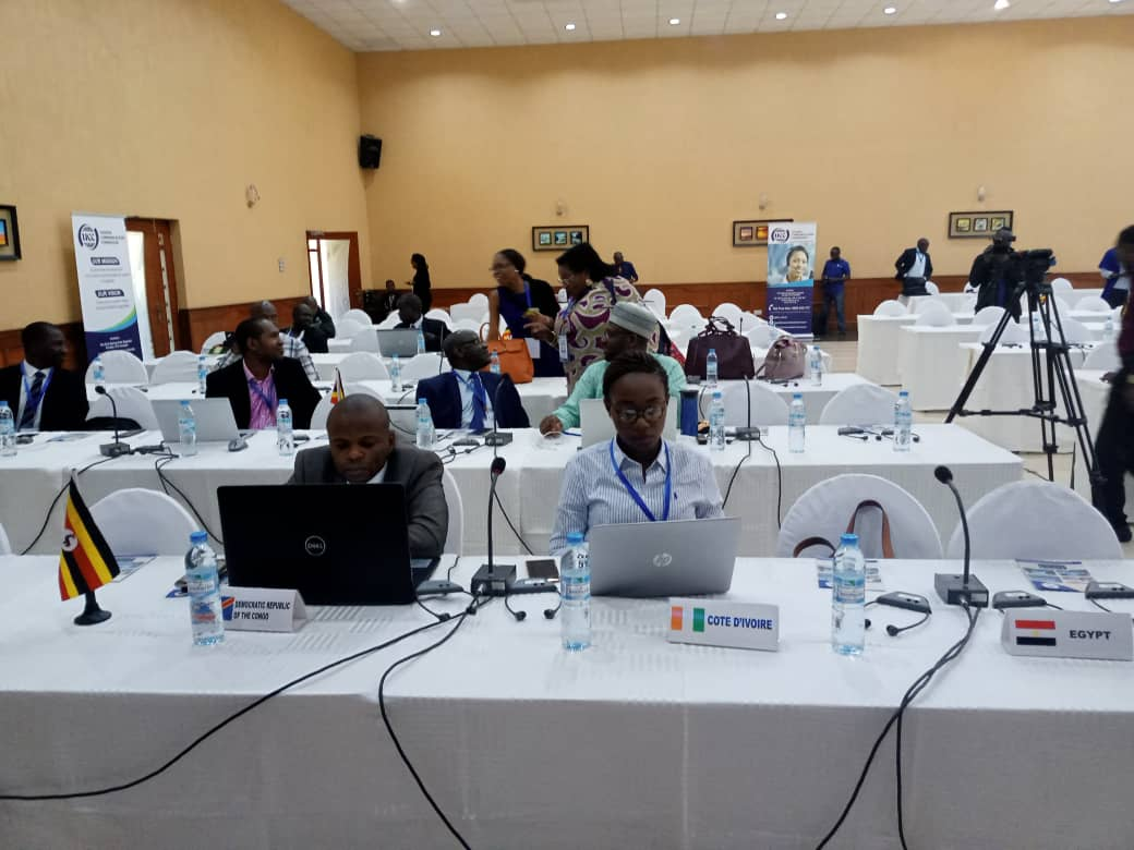 Delegates from across Africa have gathered Uganda to deliberate on key issues in Telecommunications Standardisation (PHOTO/Javira Ssebwami)
