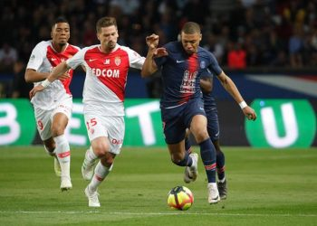 PSG have won all their past 10 meetings with Monaco. (PHOTO/Courtesy)