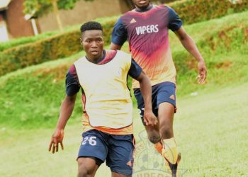 Vipers SC are coming off a lose to KCCA FC. (PHOTO/Vipers SC)