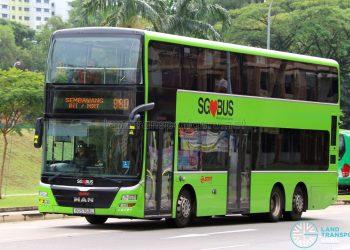 980 passenger bus