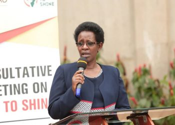 Diana Kanzira Atwine MBChB, MMed, also Atwiine, is a Ugandan medical doctor and civil servant. She is the incumbent Permanent Secretary of the Uganda Ministry of Health