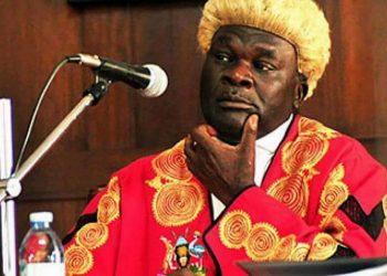 Deputy Chief Justice Alphonse Owiny