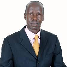 Andrew Joseph Koluo, the Toroma County MP