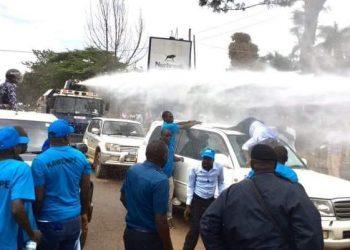 Former FDC  president Kizza Besigye
