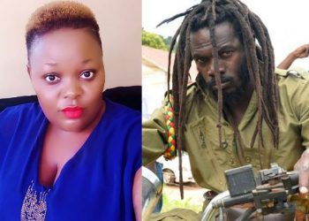 Singers Catherine Kusasira and Buchaman were recently appointed as Kampala and Ghetto Presidential special enoy respectively (PHOTO/File).