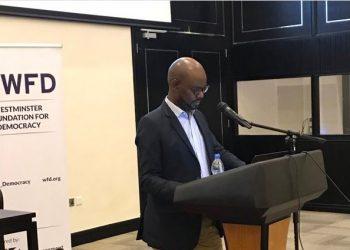 Political analyst Fredrick Mutebi Golooba