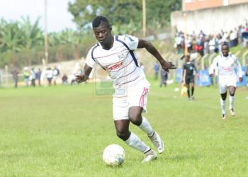 Mbarara City defeates Onduparaka in their last game. (PHOTO/File)