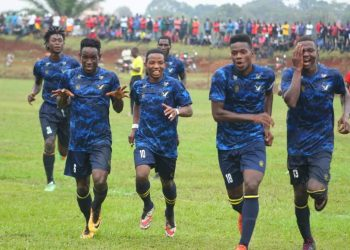This is Bright Stars FC first win of the season. (PHOTO/File)