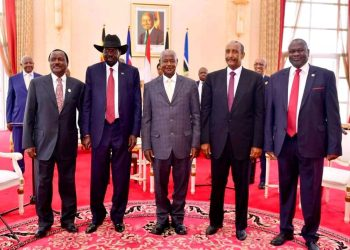 Presidency of South Sudan to return to 10 states is an important compromise to enable the timely formation of the transitional government (PHOTO/File)