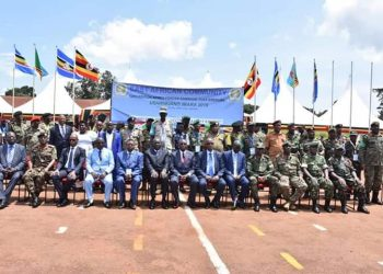 EAC armed forces urged to embrace cooperation as Ushirikiano Imara 2019 opens in Uganda (PHOTO/Courtesy)