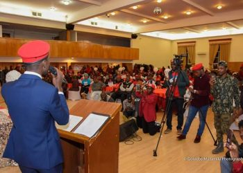 Bobi Wine has launched a new political party (PHOTO/Courtesy)