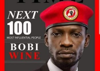 Bobi Wine named among 100 most influential people in the world (PHOTO/Courtesy)