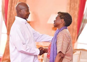 Museveni meets with UNFPA Executive Director (PHOTO/PPU).