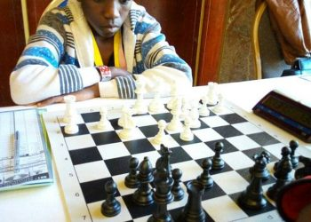 WCM Maria Nakanyike tipped to excel in the Juniors section (PHOTO/Courtesy).