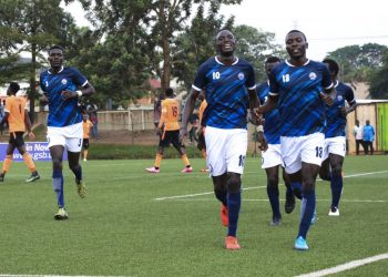Police FC now moves onto 11 points for the season. (PHOTO/Police FC)