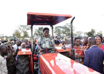 Kadaga confirmed govt plans to set up a sugar factory in Kamuli (PHOTO/File)
