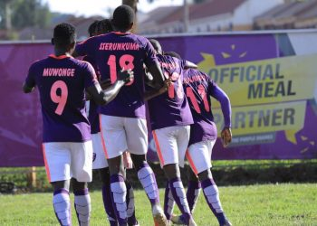 Wakiso Giants are currently on a 3-game unbeaten run in all competitions. (PHOTO/File)