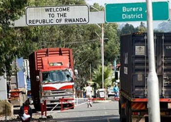 Two Rwandans shot at border of Uganda on Saturday (PHOTO/File).