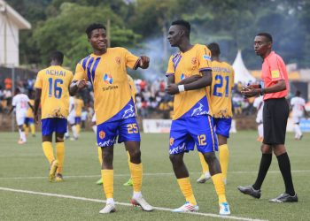 KCCA FC have won 5 of the last 7 UPL titles. (PHOTO/Courtesy)