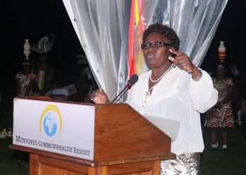 Kadaga speaks at an International Conference for Anti Corruption Agencies; in Munyonyo