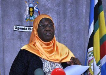 Minister Mukwaya