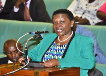 Minister of Energy and Mineral Development Minister Muloni appearing before the House recently (PHOTO/File).