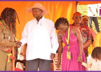 Museveni recently appointed faded singer Buchaman as his special envoy to ghetto