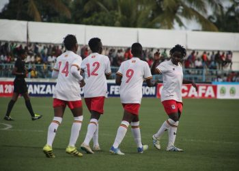 The Crested Cranes finished second in Group B with six points. (PHOTO/File)