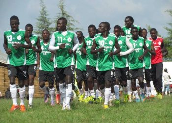 Onduparaka defeated Kyetume 7-1 in their last league fixture. (PHOTO/Courtesy)