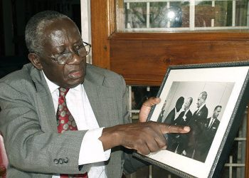 The later Prof Ssenteza Kajjubi (PHOTO/Courtesy).