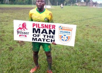 Mukongotya scored four goals in the month of October. (PHOTO/File)
