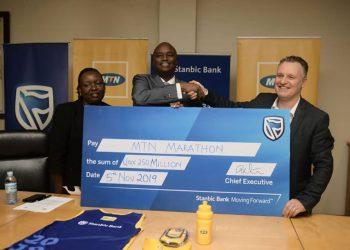 Stanbic Bank CE, Patrick Mweheire
