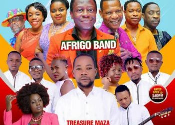 Afrigo will take on Treasure Maza band in Saturday's epic battle (PHOTO/Courtesy).